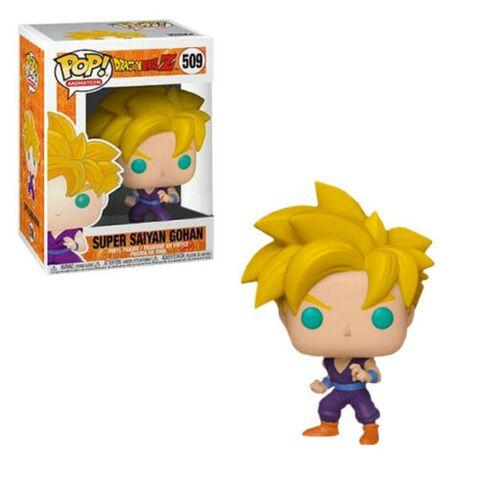 Figurine Funko Pop! N°509 - Dragon Ball Z - Gohan Super Saiyan