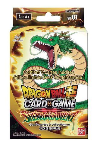 Starter - Dragon Ball Super - Série 7
