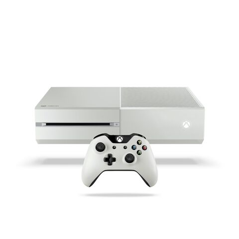 Xbox One Blanche - Occasion