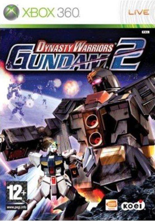 Dynasty Warriors, Gundam 2
