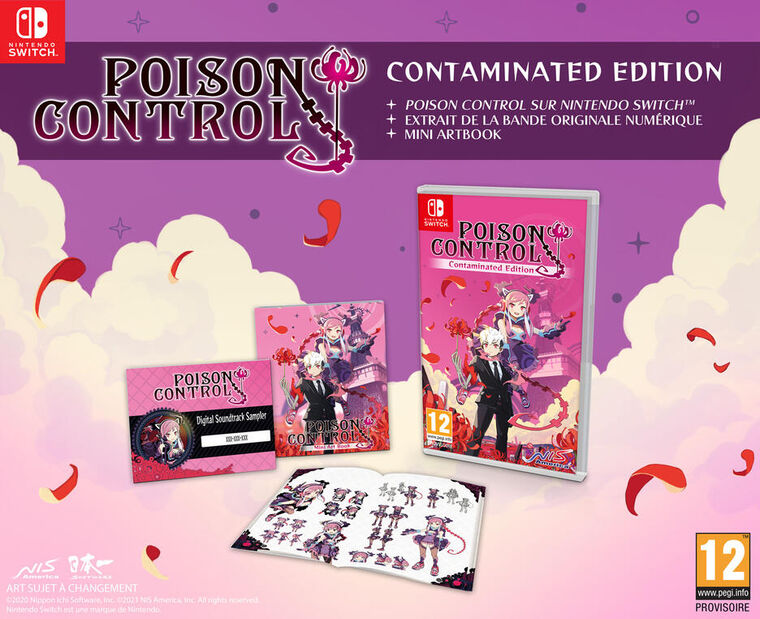 Poison Control Contamined Edition
