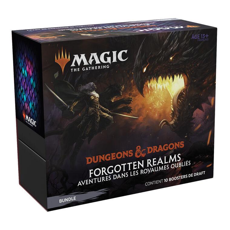 Bundle - Magic The Gathering - Forgotten Realms