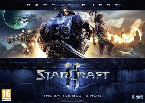 Battlechest Starcraft II
