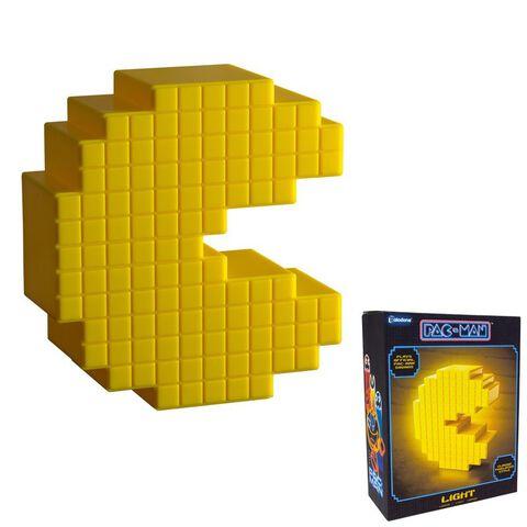 Lampe - Pac-Man - Pac-Man Pixelisé
