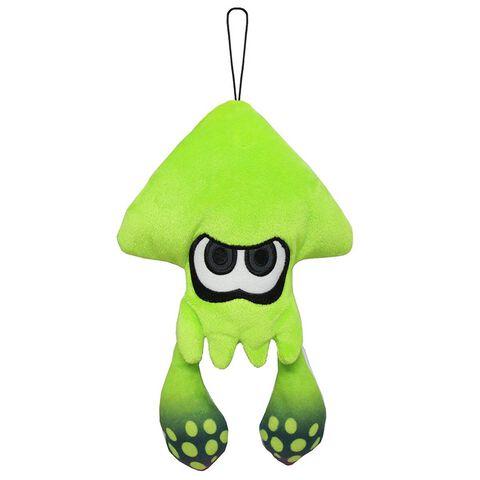 Peluche - Splatoon - Calamar Vert