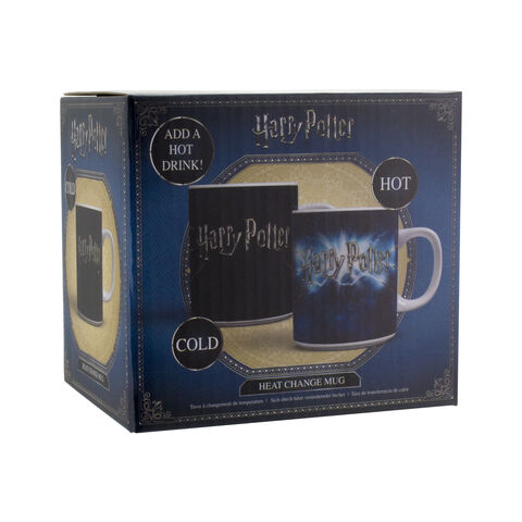 Mug - Harry Potter - Heat Change baguette magique