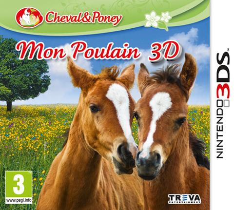 Mon Poulain 3D