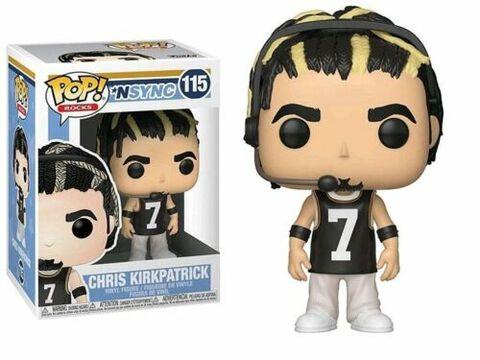 Figurine Funko Pop! N°115 - Nsync - Chris Kirkpatrick