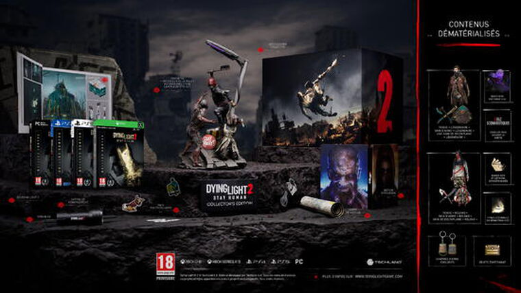 Dying Light 2 Stay Human Collector Edition