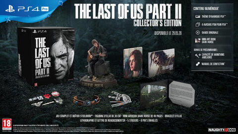 The Last Of Us Part II Collector Edition