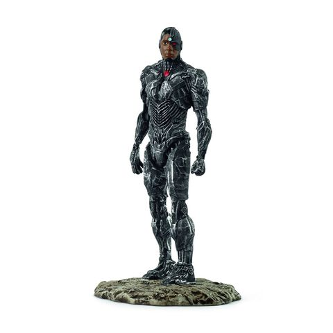 Figurine Sclleich - Justice League Movie - Cyborg