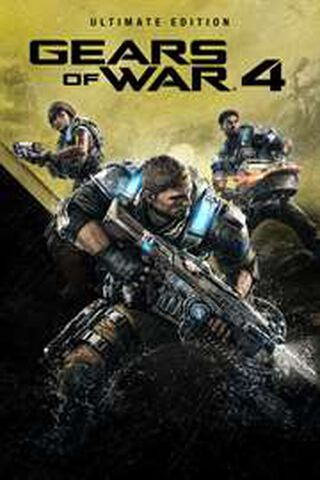 Gears of War 4 Ultimate Edition - Version Digitale - Cross Buy Xbox One-PC