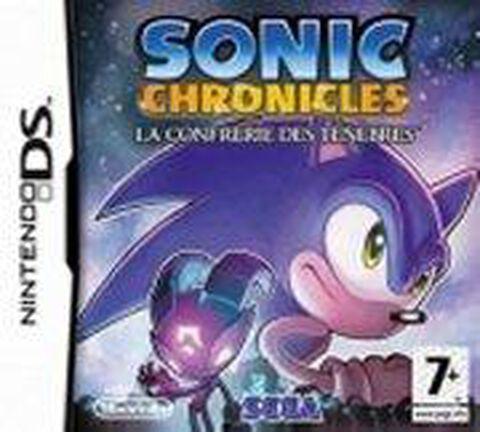 Sonic Chronicles, La Confrérie Des Ténèbres
