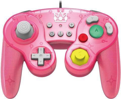 Manette Smash Bros Peach