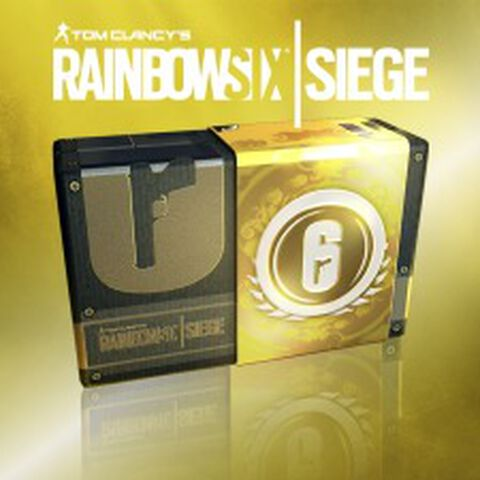 Dlc Rainbow Six Siege 2 670 Rainbow Credits Ps4