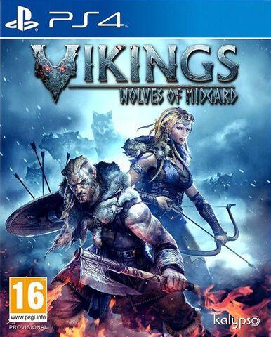 Vikings : Wolves of Midgard