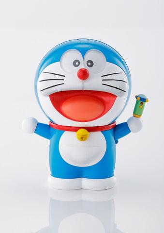 Figurine - Doraemon - Guru Guru Chogokin