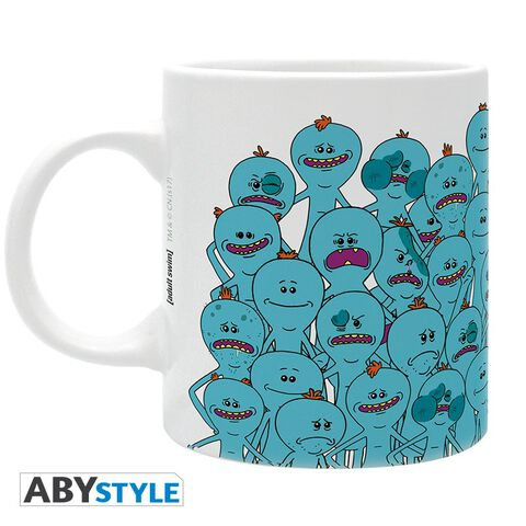 Mug - Rick et Morty - Meeseeks 320 ml