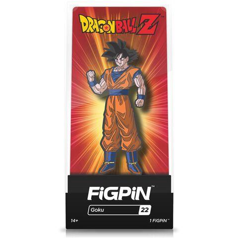 Figpin N°22 - Dragon Ball Z - Goku