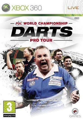 Pdc Wolrd Championship Darts, Pro Tour