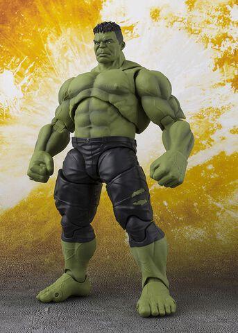 Figurine SH Figuarts - Avengers : Infinity War - Hulk