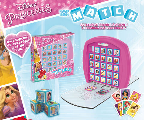 Match - Disney Princesses
