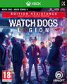 Watch Dogs Legion Edition Resistance - Versions Xbox Series et