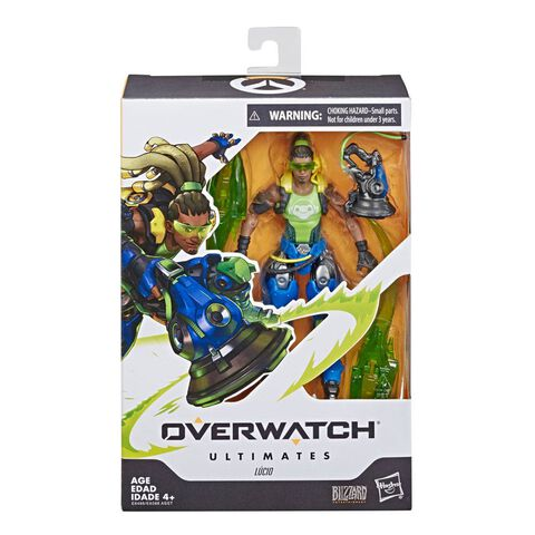 Figurine Collectible Action Figure - Overwatch Ultimate - Lucio