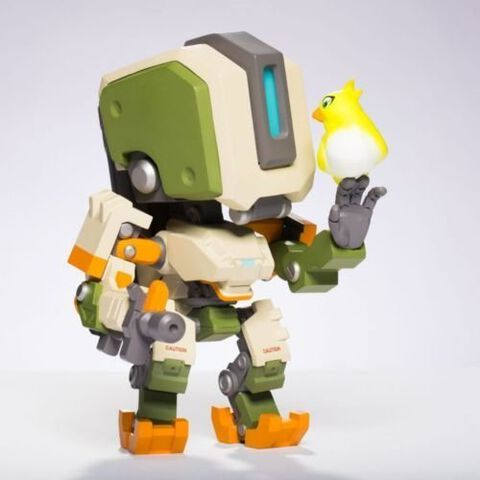 Figurine - Overwatch - Cute But Deadly Colossal Lumineux Bastion 20cm