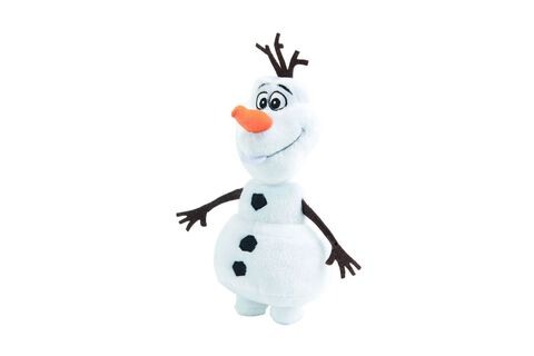 Peluche - Reine des Neiges - Olaf 25 cm