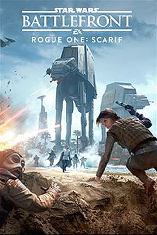 DLC 4 - Star Wars Battlefront - Rogue One : Scarif