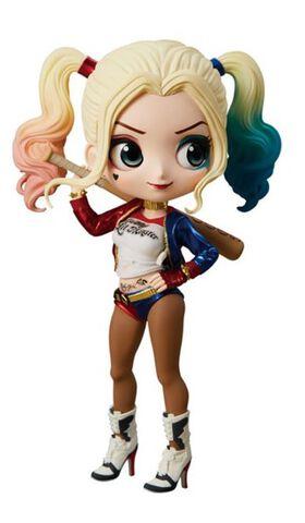Figurine Q Posket - Suicide Squad - Harley Quinn