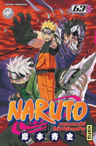 Manga - Naruto - Tome 63