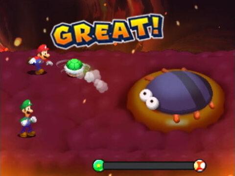 Mario & Luigi Voyage Au Centre De Bowser + L'epopée De Bowser Jr.