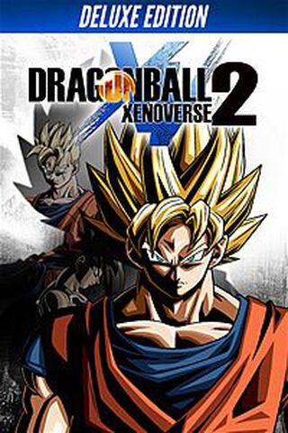 Dragon Ball Xenoverse 2 Edition Deluxe Digitale