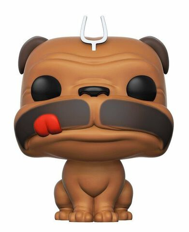 Figurine Funko Pop! N°257 - Inhumans - Lockjaw