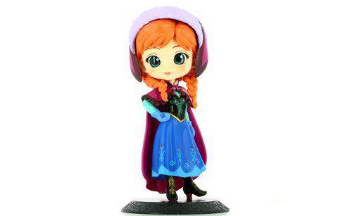 Figurine Q Posket - Disney - Anna Version Standard