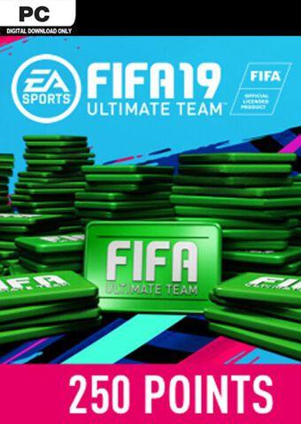 FIFA 19 - DLC - FIFA Ultimate Team - 250 Pts - Version digitale