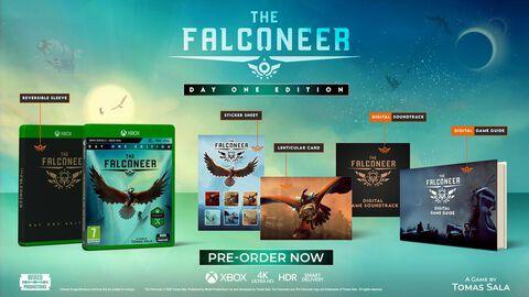 The Falconeer Dayone Edition