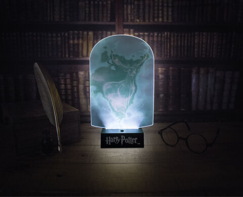 Lampe - Harry Potter - Patronus