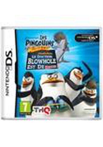 Les Pingouins De Madagascar : Le Dr Blowhole Est De Retour