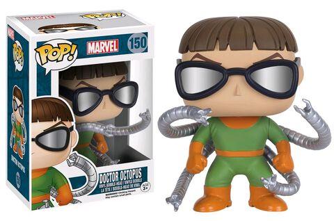 Figurine Funko Pop! N°150 - Spider-man - Docteur Octopus