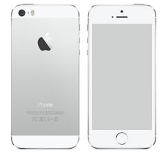 Iphone 5s 64gb Désimlocké Argent / Comme Neuf