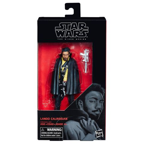 Figurine - Star Wars - Black Series Lando Calrissian