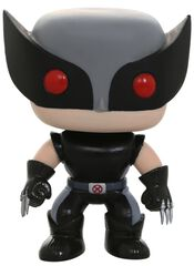 Figurine Funko Pop! N°05 - X-men - Wolverine
