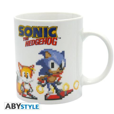 Mug - Sonic - Pixels 320 ml