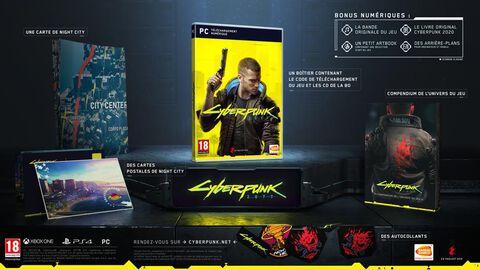 Cyberpunk 2077 Edition D1