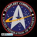 Casquette - Star Trek - Starfleet Command noir et gris