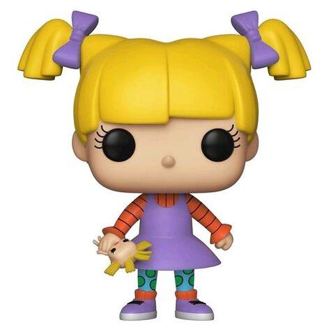 Figurine Funko Pop! N°522 - Nickelodeon 90's - Angelica