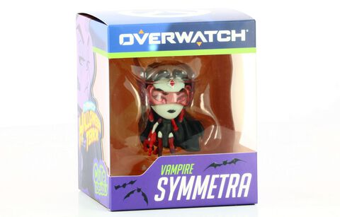 Figurine - Overwatch - Cute But Deadly Halloween Vampire Symmetra